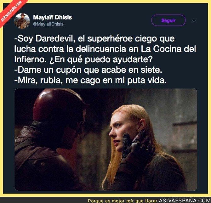 104843 - Cuando confundes a Daredevil con un trabajador de otro oficio