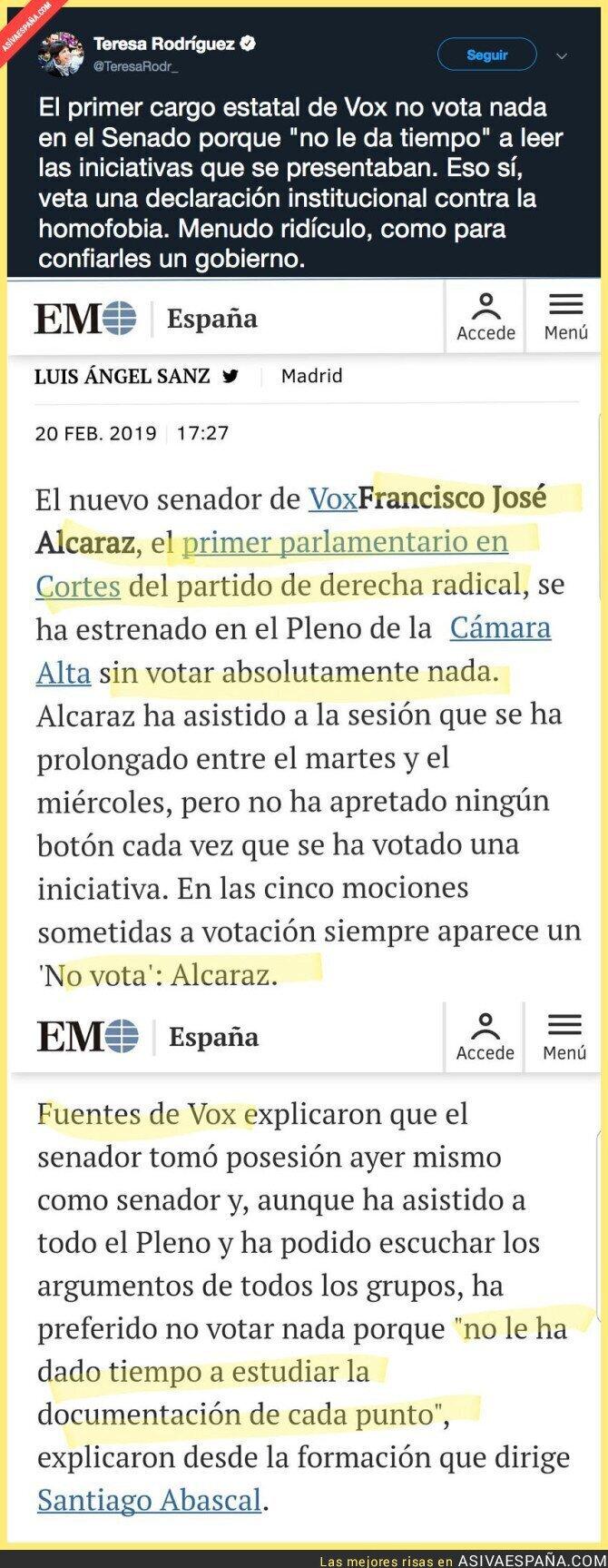 105042 - Así es VOX, que disfruten lo votado en Andalucía (y próximamente en toda España