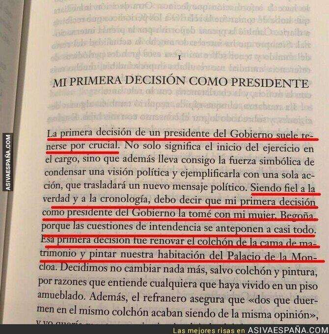 105213 - Impactantes declaraciones de Pedro Sánchez en su libro