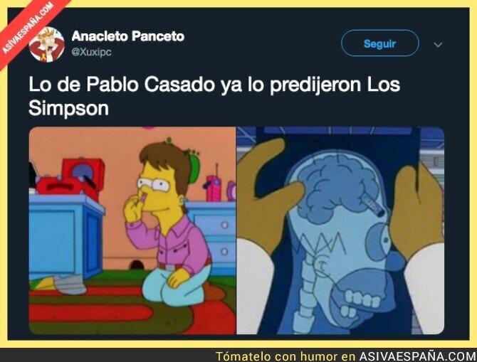 105374 - El pobre Pablo Casado tiene problemas desde bien pequeño