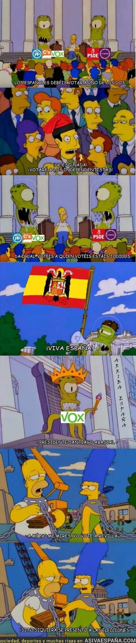 105437 - Resumen de las próximas elecciones en España