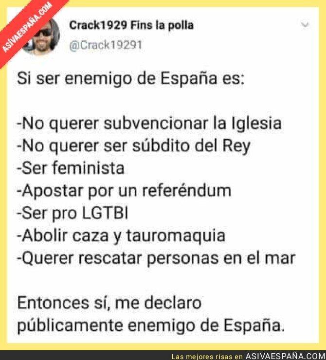 105444 - Los enemigos de España