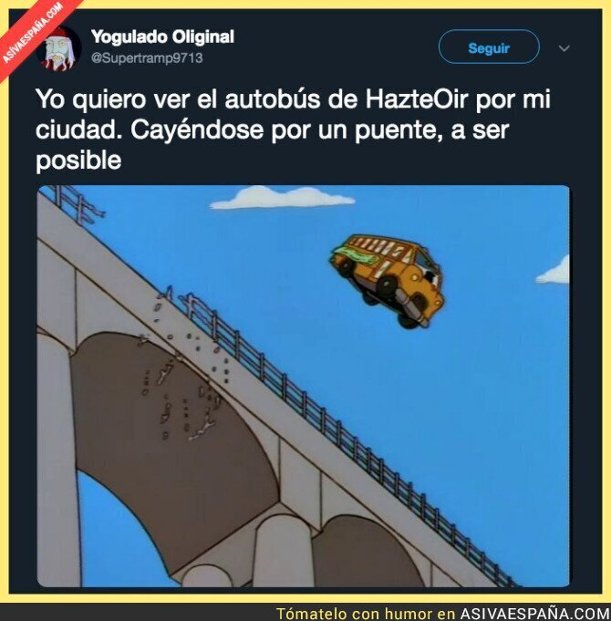 105537 - Lo mejor que podría hacer el autobús de 'Hazte Oír'