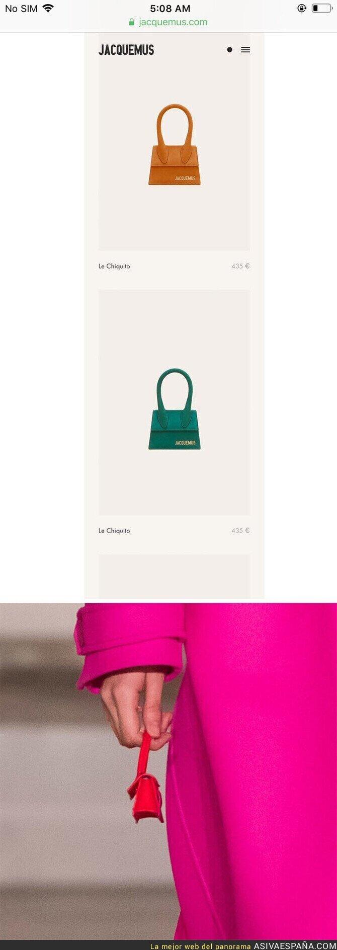 105572 - El polémico precio de este mini bolso de marca