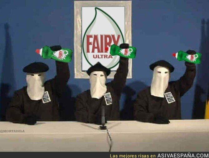 105968 - ETA aconsejo a los catalanes con la trampa Fairy