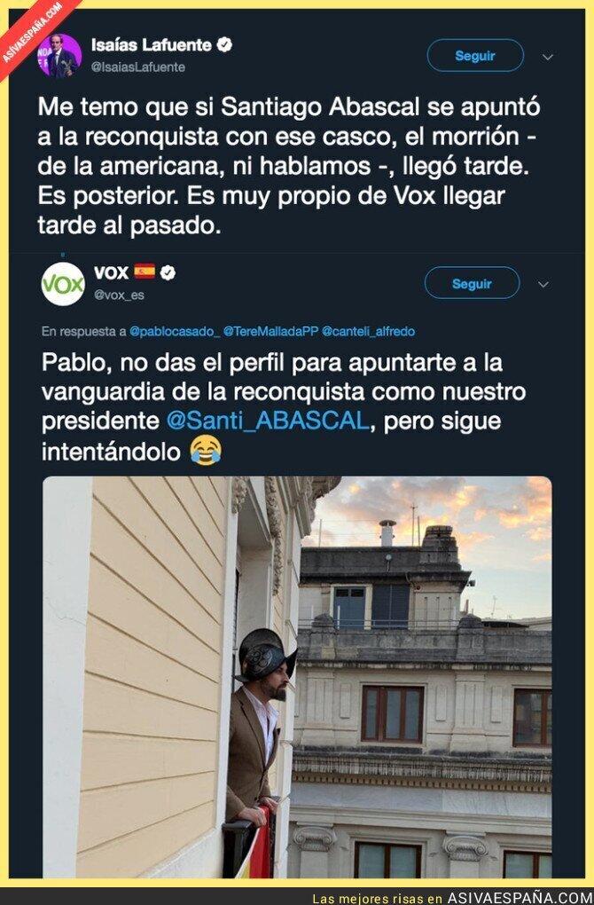 106325 - Los atuendos de Santiago Abascal