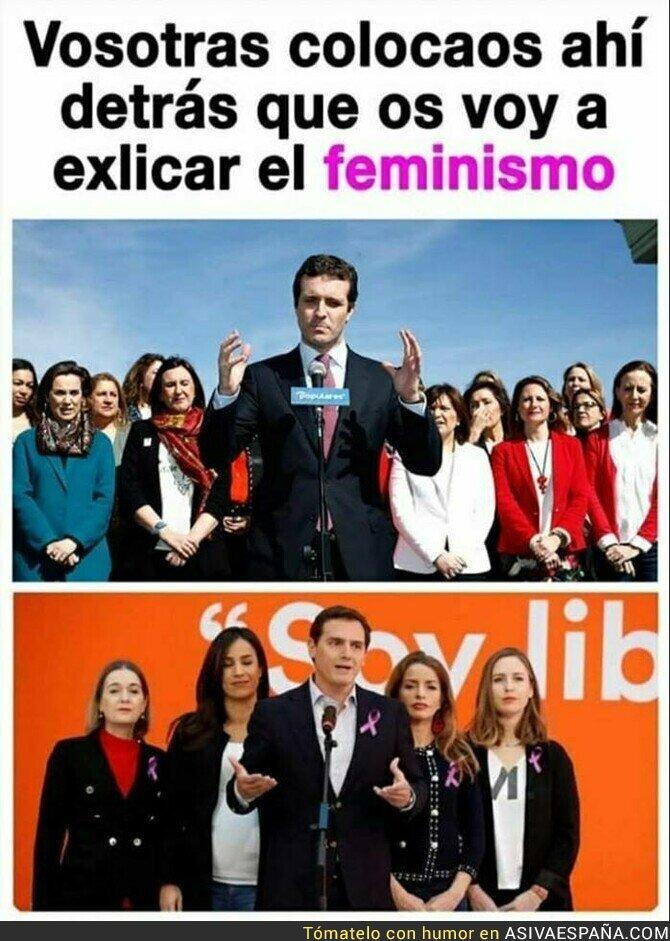 106359 - Partido Popular y Ciudadanos y la enseñanza a las mujeres