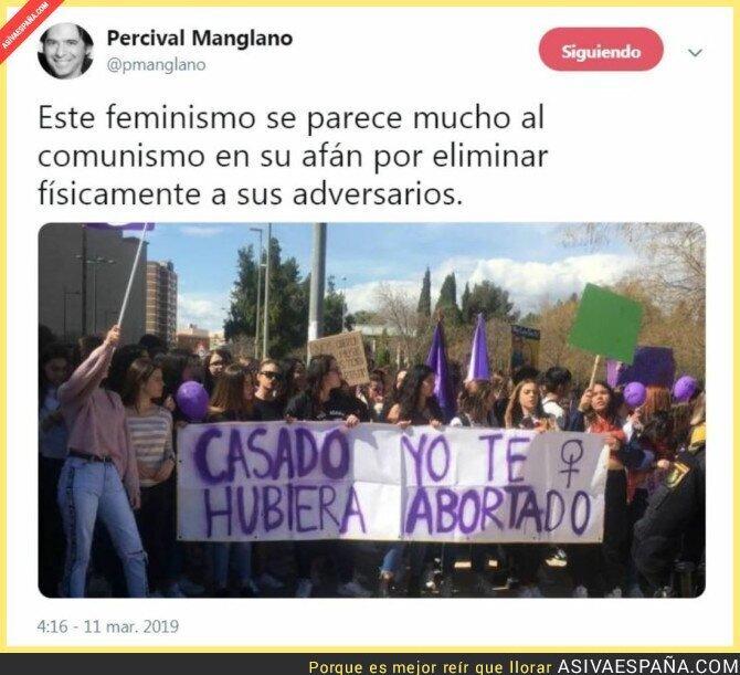 106487 - Las pancartas de las feministas radicales