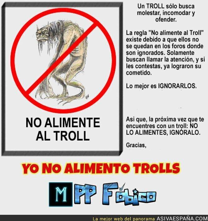 106759 - Yo no alimento trolls