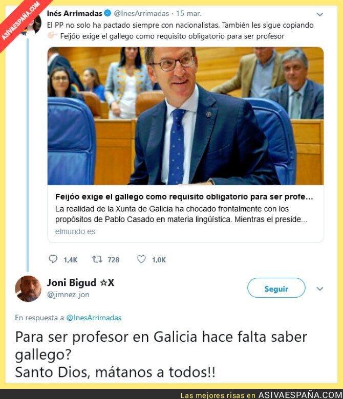 106770 - ¿Les queda algún otro idioma español por el que no muestren odio?