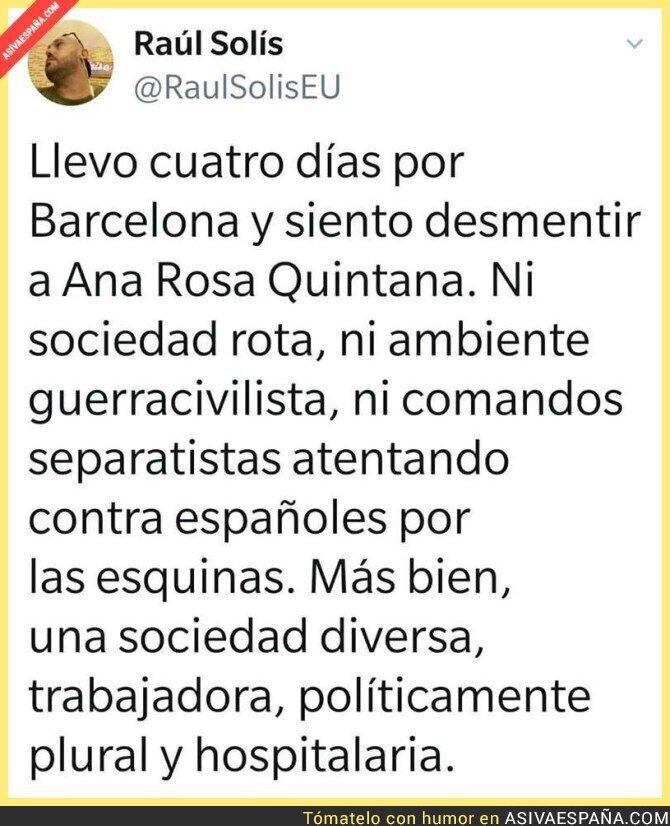 106891 - Salta la sorpresa en Barcelona con alguien que si la ha visitado