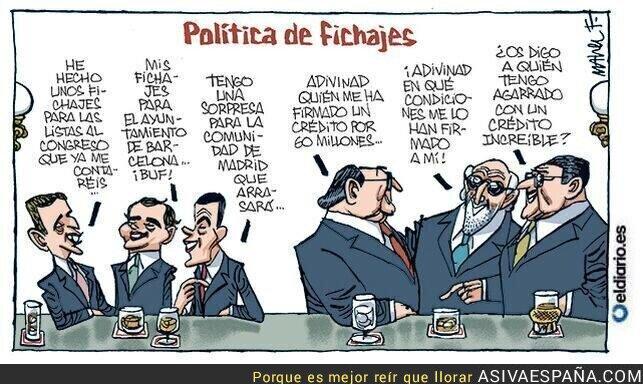 107565 - Fichajes políticos