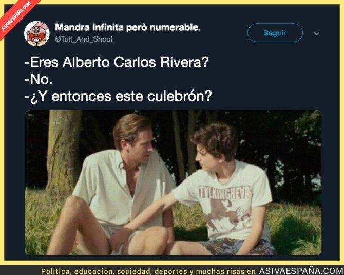 107573 - Alberto Carlos se ha elegido un nombre muy venezolano