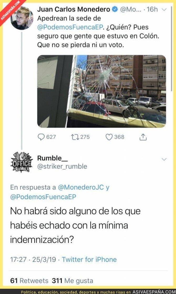 107594 - Buscando al culpable en Podemos