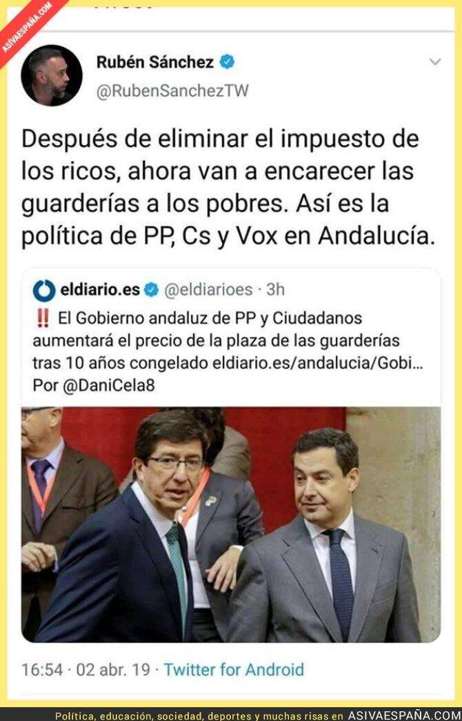 108182 - Que disfruten lo votado en Andalucía