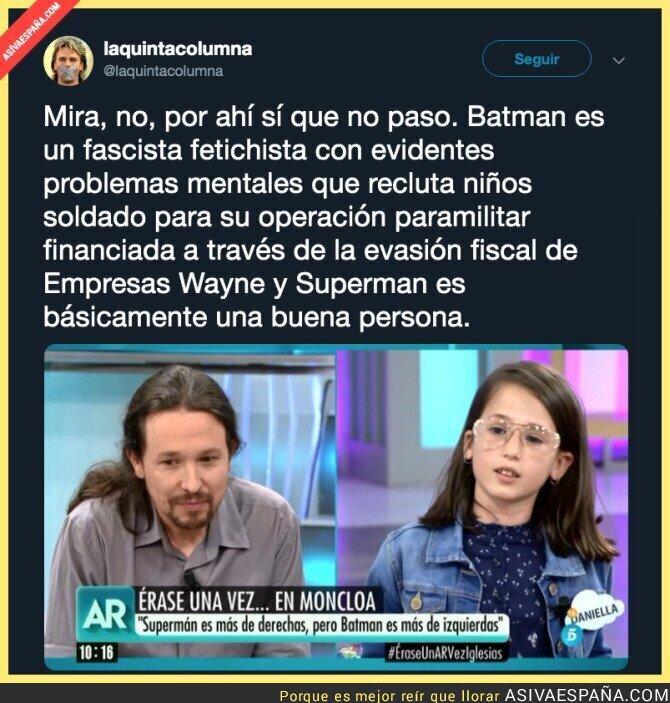 108212 - Pablo Iglesias se ha metido en un tema complicado