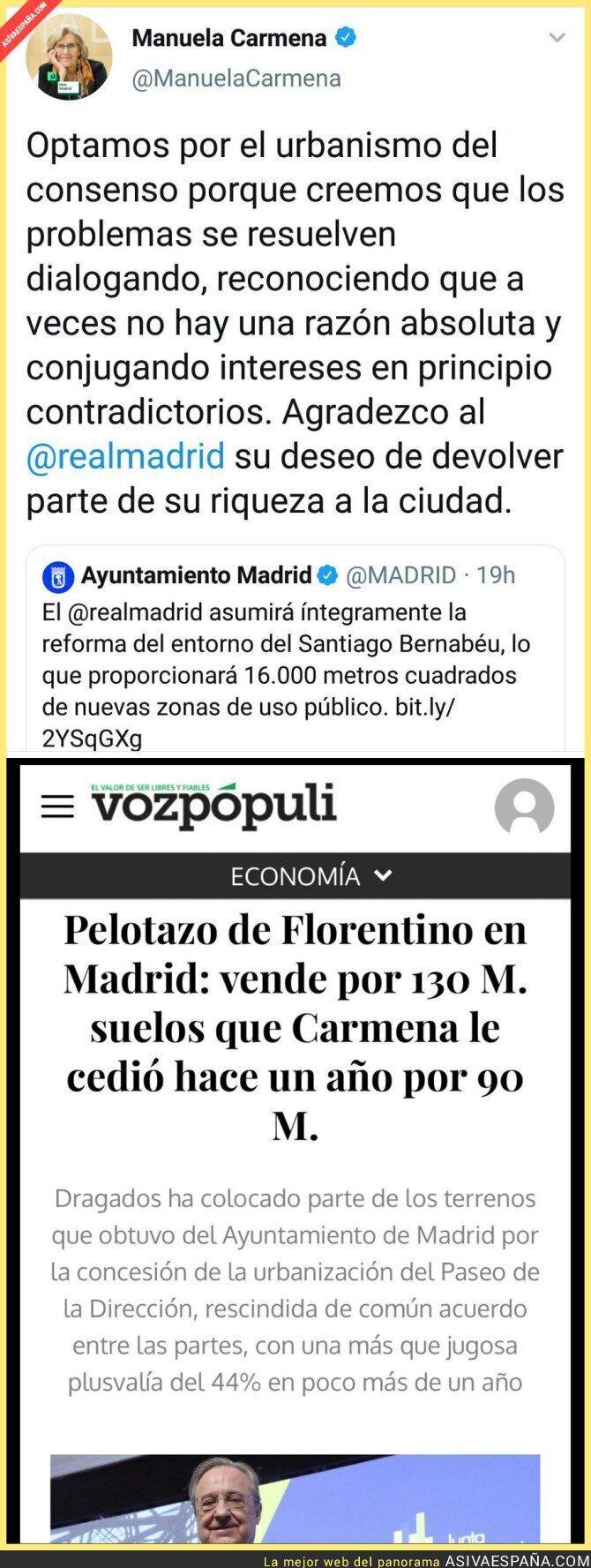 108218 - Los negocios de Florentino con el suelo del Santiago Bernabéu