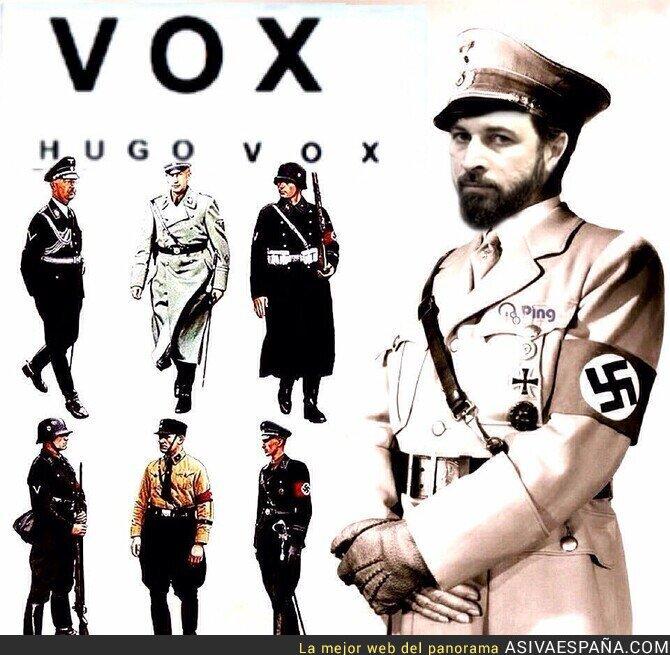 108502 - Hugo VOX... Nazis de escaparate