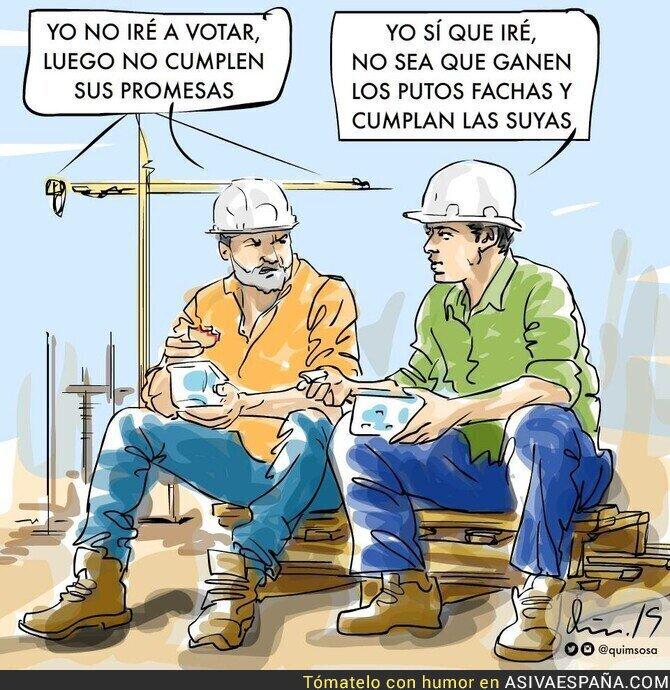 108669 - Situación de cara a las elecciones