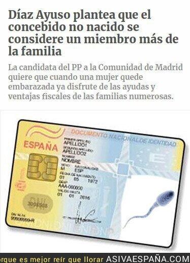 108760 - Las ocurrencias de la candidata del PP a la Comunidad de Madrid