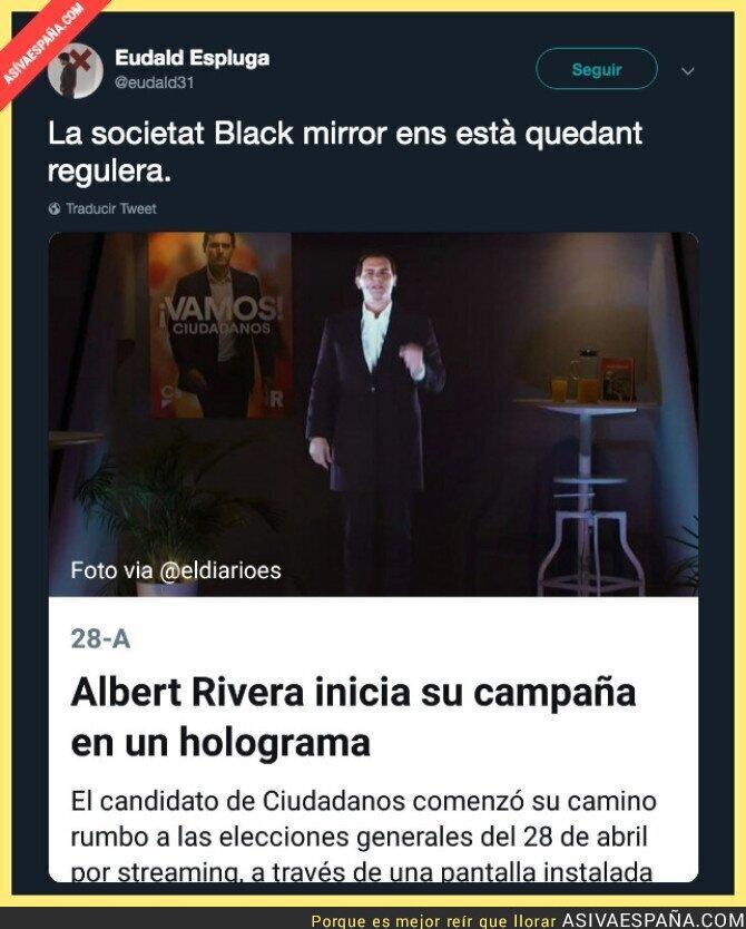 108879 - Albert Rivera va hacia el futuro