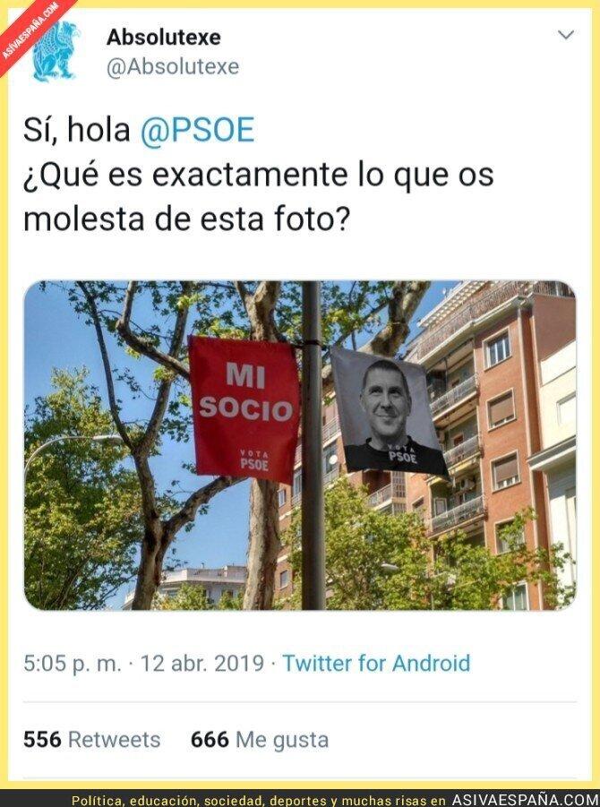 108983 - Lo que el PSOE no puede negar