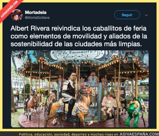 109261 - Las reivindicaciones de Albert Rivera