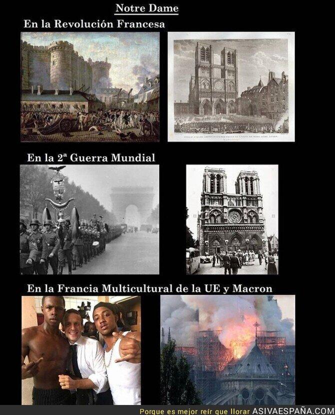 109317 - Diferentes épocas de la historia en Francia