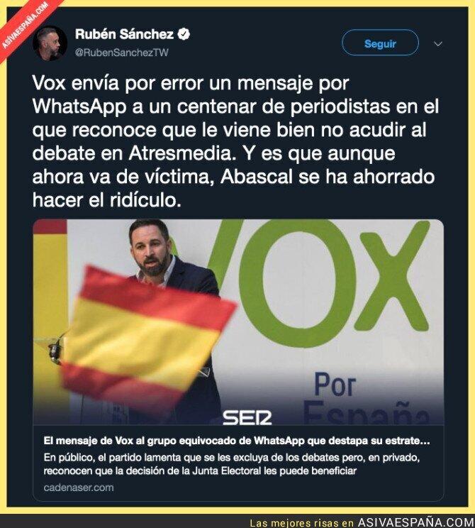 109503 - Santiago Abascal lo tiene todo planeado