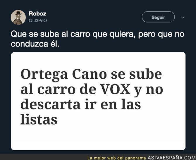 109546 - Ortega Cano se suma a VOX