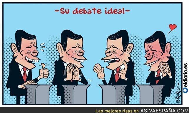 109589 - El debate ideal de Pedro Sánchez