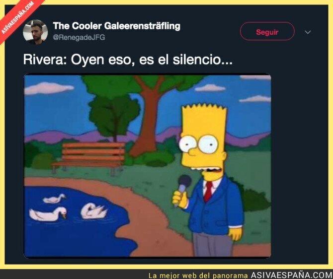 110101 - Albert Rivera en el debate electoral