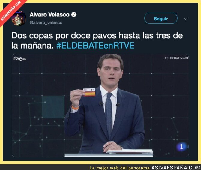 110116 - Ofertita caliente de Albert Rivera