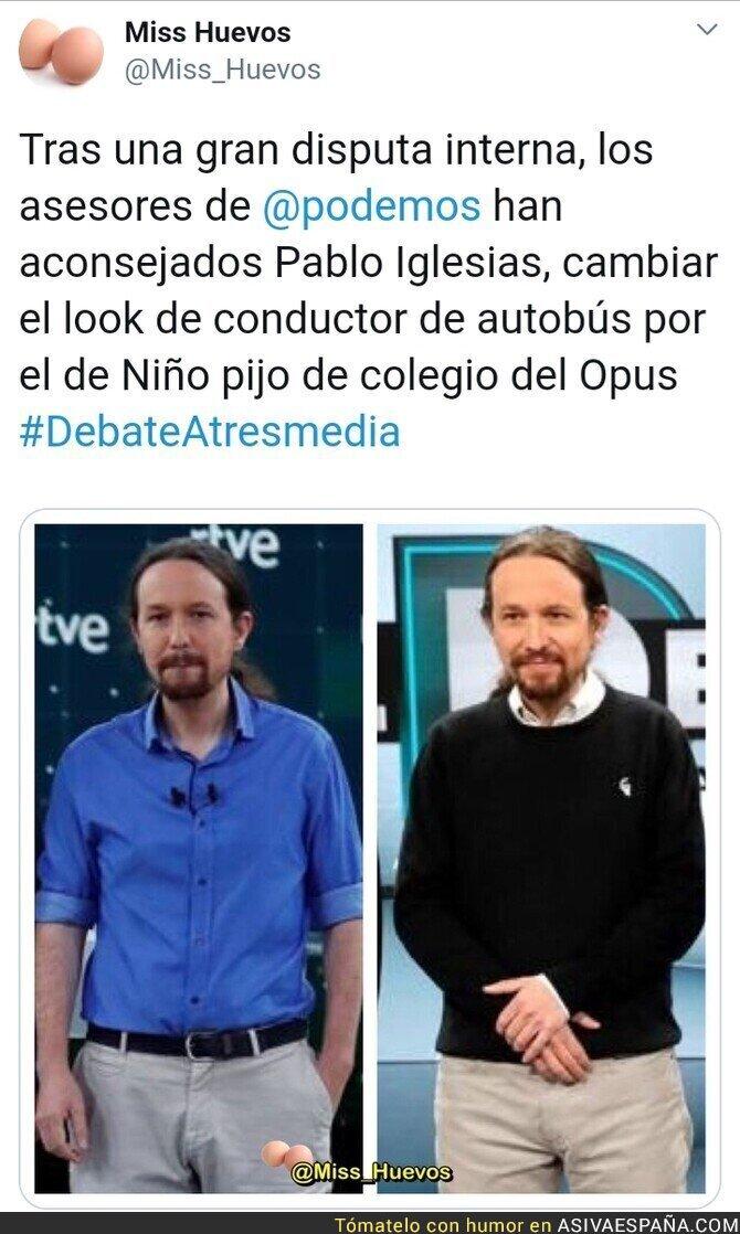 El look pijiprogre del marqués de Galapagar