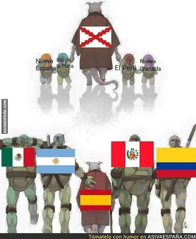 110456 - ¡Viva la Hispanidad!