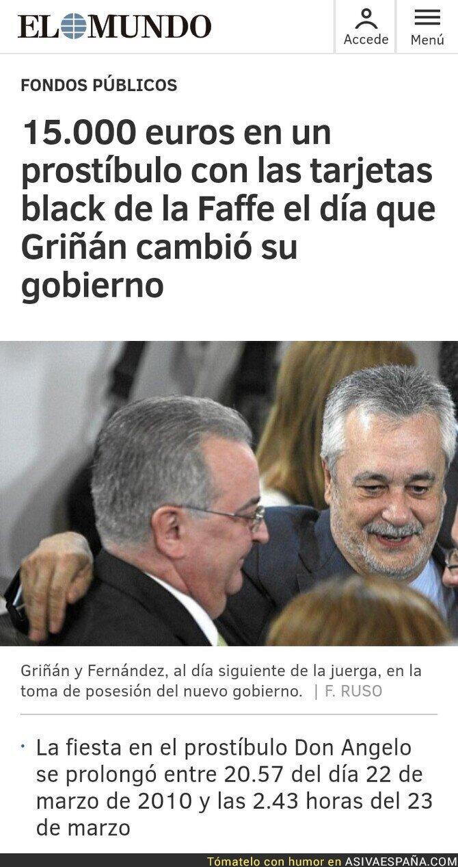 110585 - La corrupción en el PSOE no acaba nunca