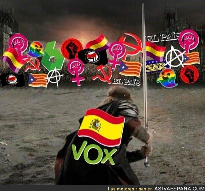 110755 - VOX contra los progres