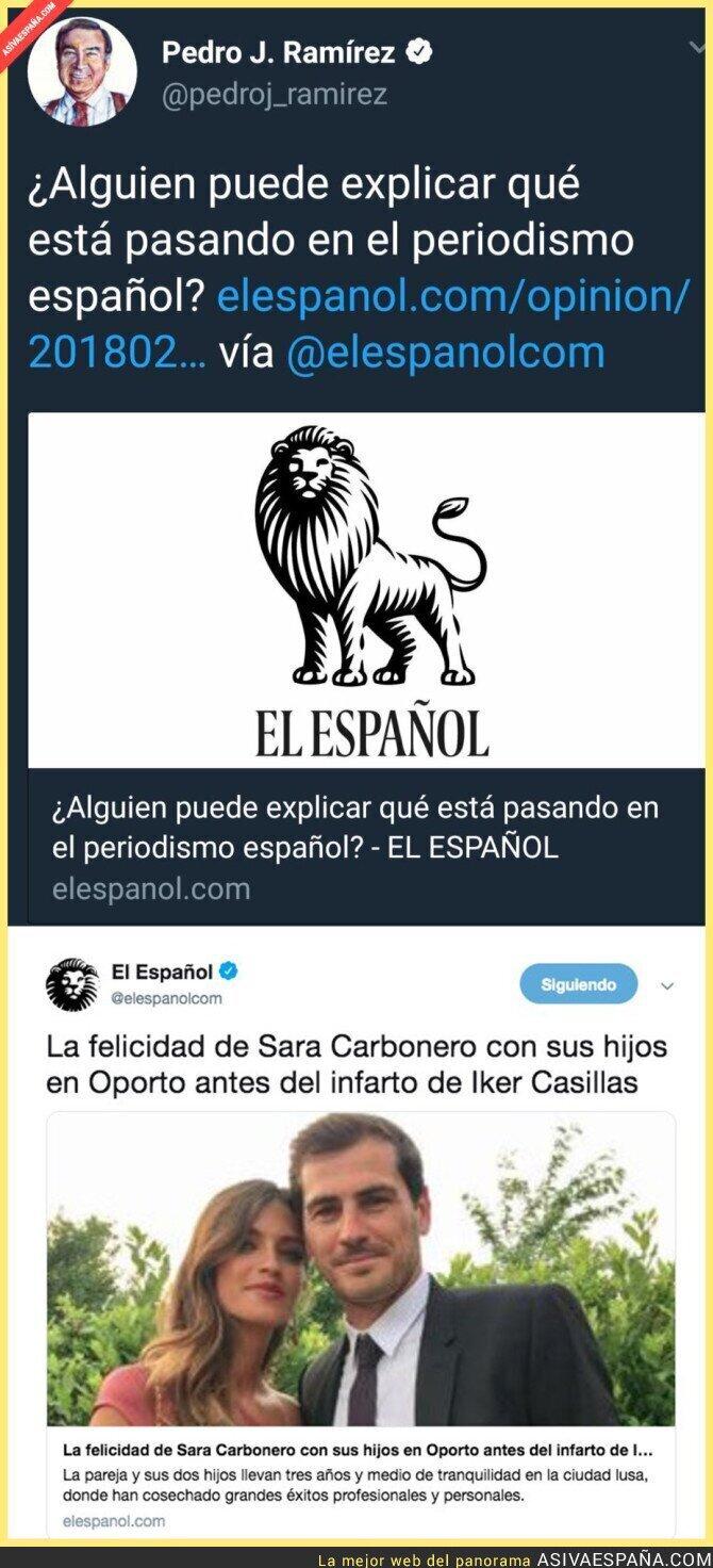 111102 - El periodismo de 'El Español' no puede caer más bajo