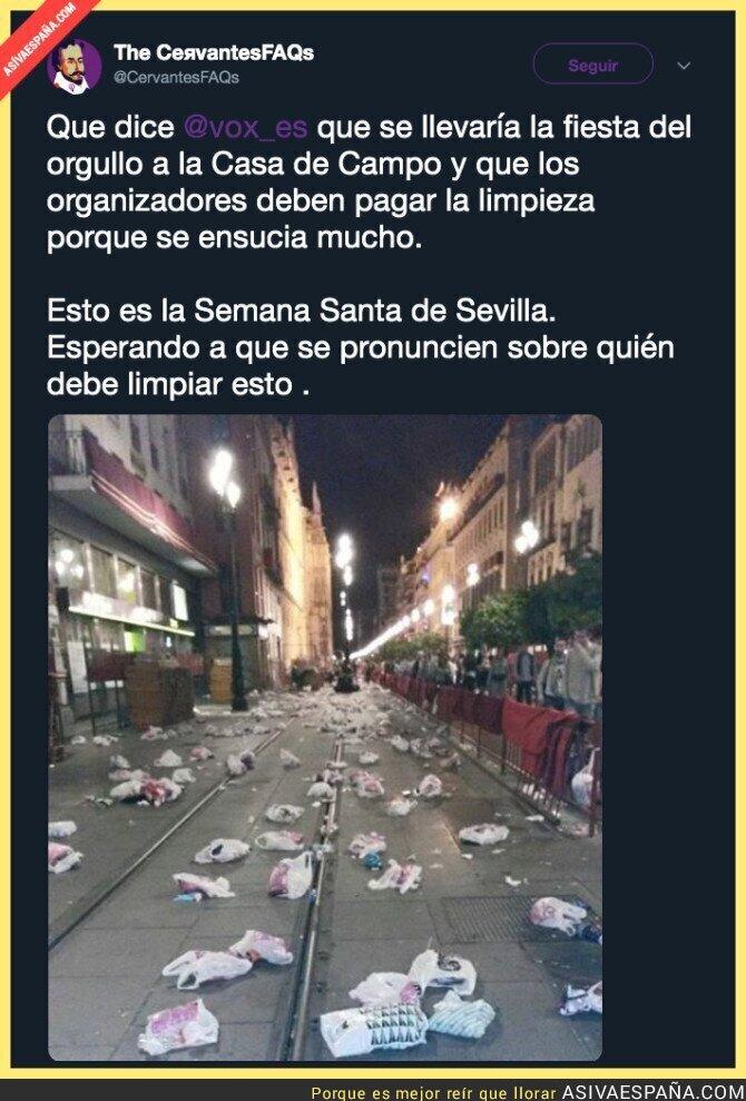 111381 - ¿Y el civismo de la gente en Sevilla?