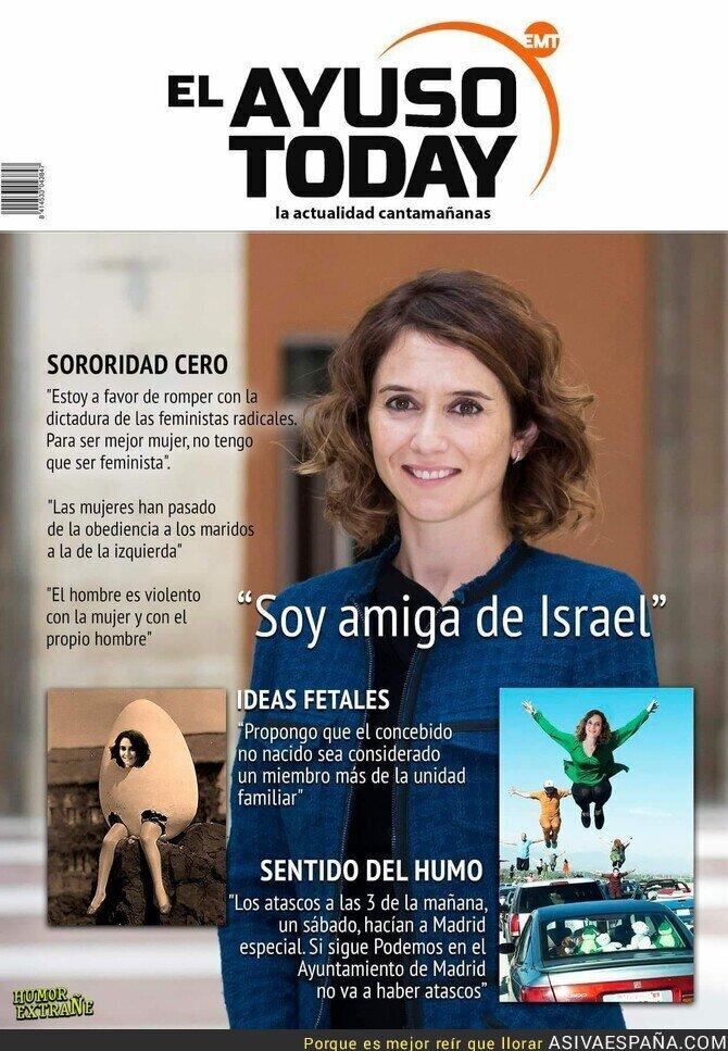 111639 - Hoy en noticias de Isabel Díaz Ayuso...