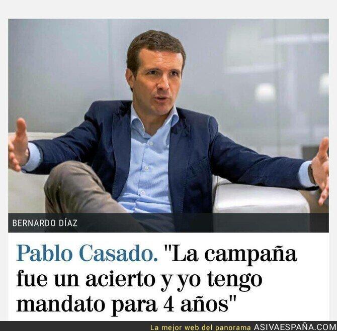 111913 - Buena noticia para el PSOE