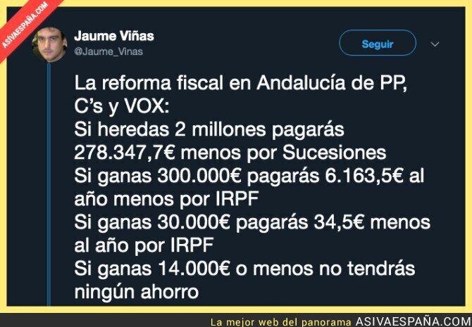 111988 - La Andalucía de PP, C's y VOX