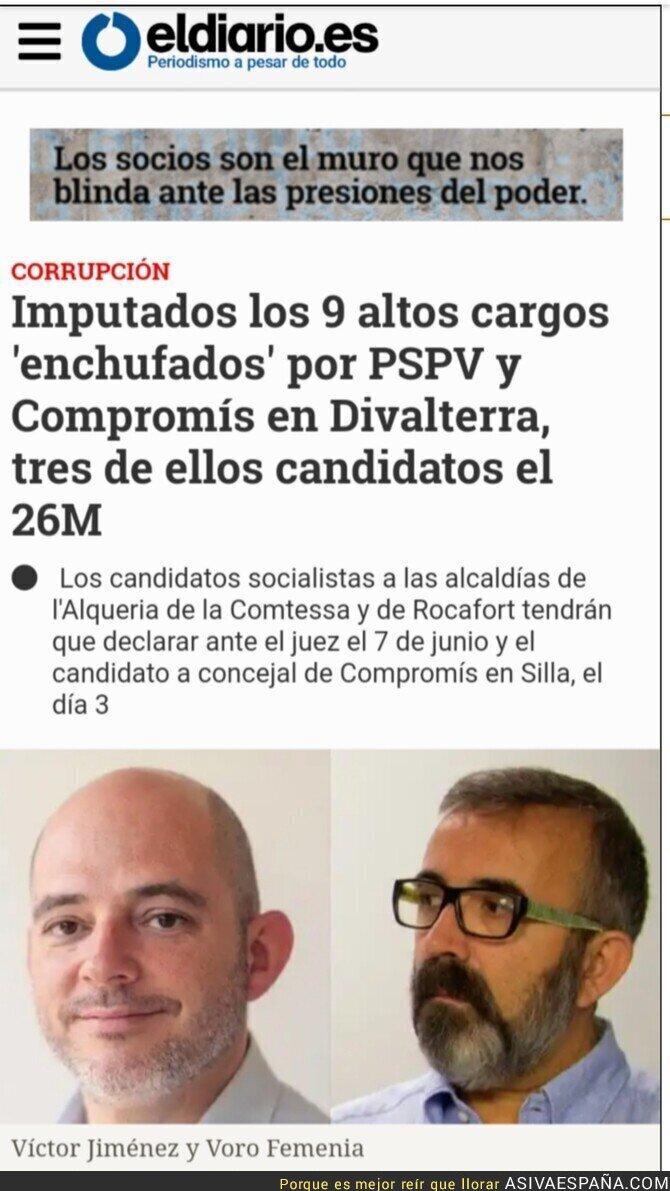 112060 - La corrupción en la Comunidad Valenciana 2.0