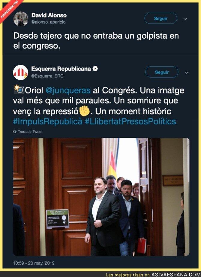 112444 - Los golpistas vuelven al Congreso