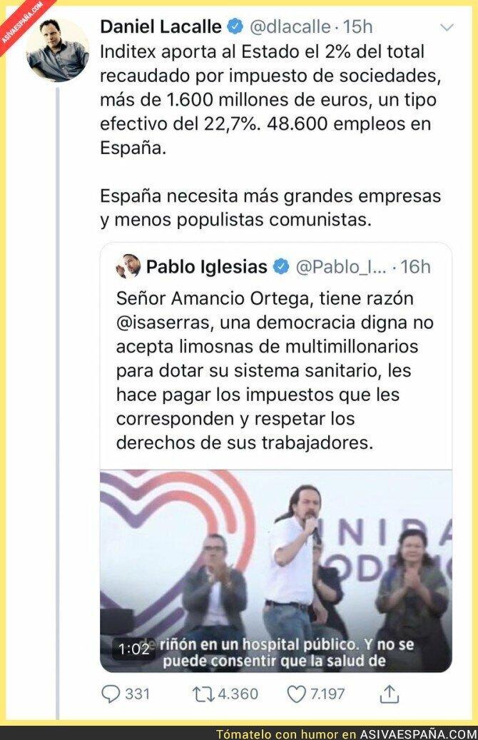 112448 - Las polémicas donaciones de Amancio Ortega