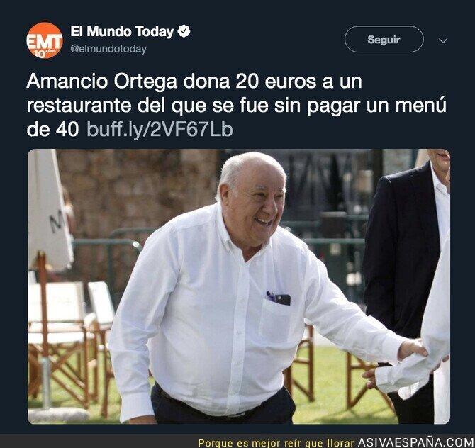 112453 - ¡Enorme Amancio Ortega!