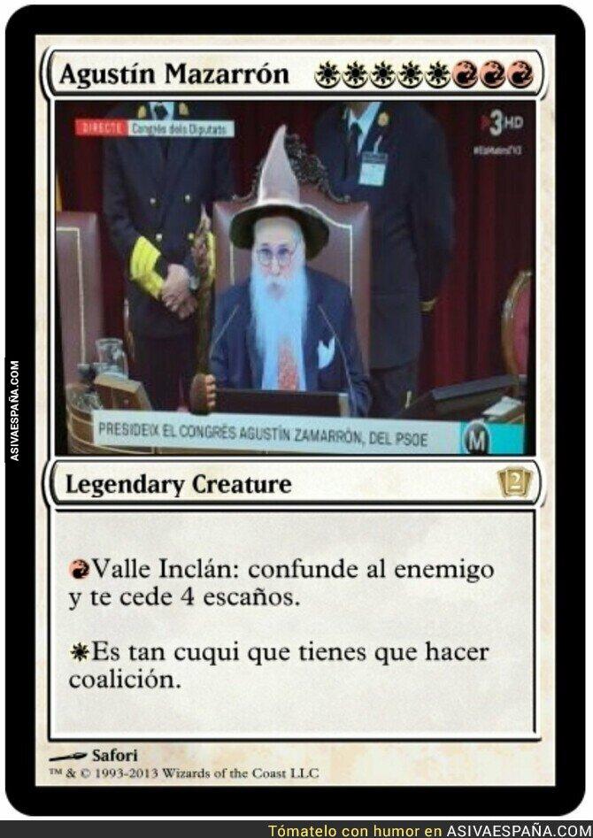 112587 - Diputado legendario
