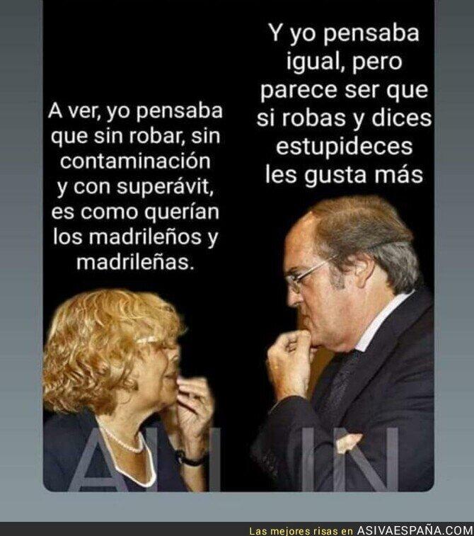 113147 - Madrid, cuna de la estulticia