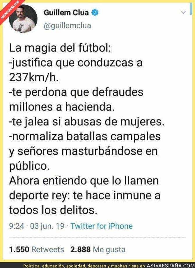 113612 - La suerte de ser futbolista
