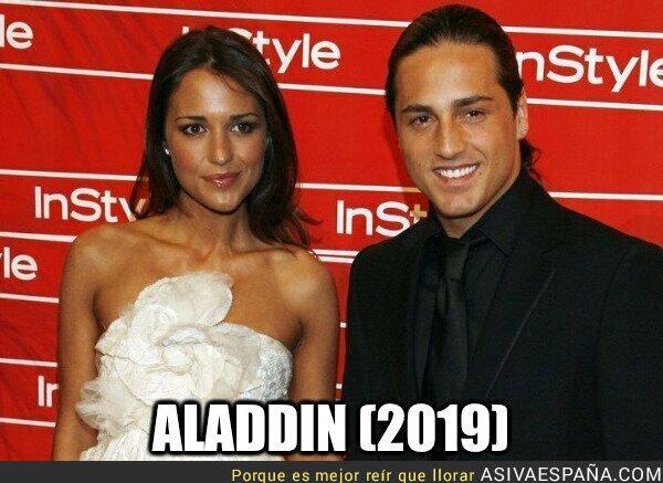 113713 - Grandes protagonistas de Aladdin